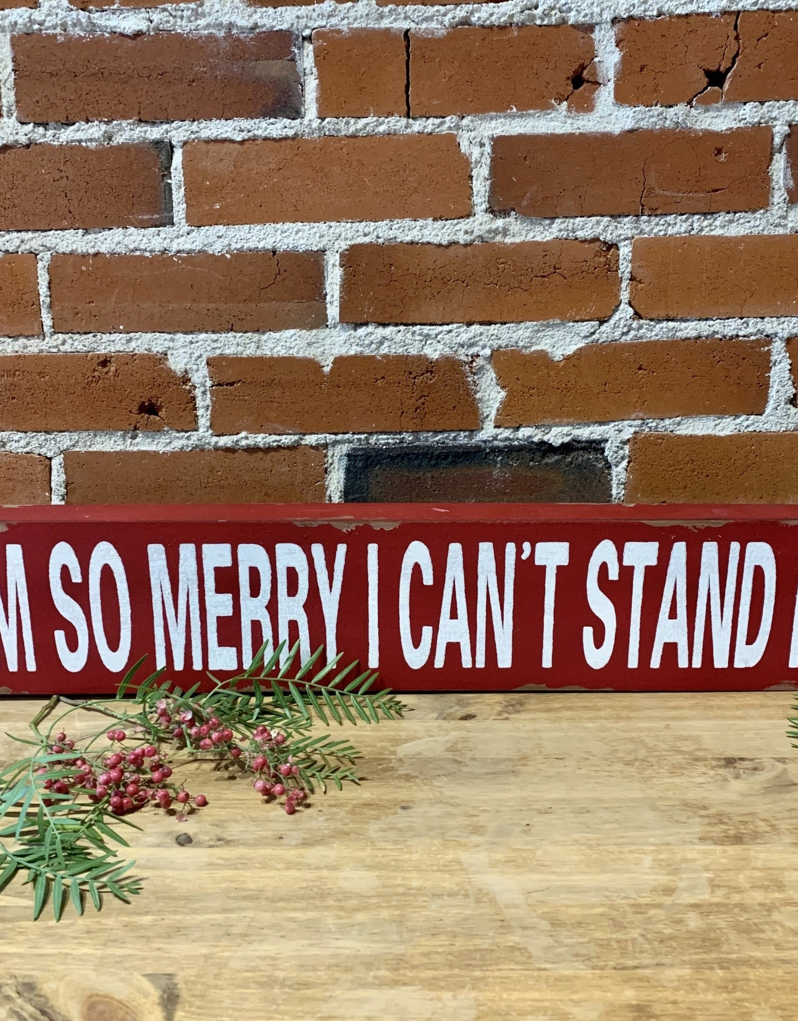 so merry sign
