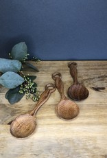 """Hand Carved Wooden Spoon 5"""""""