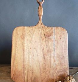 Squiggle Acacia Cutting Board