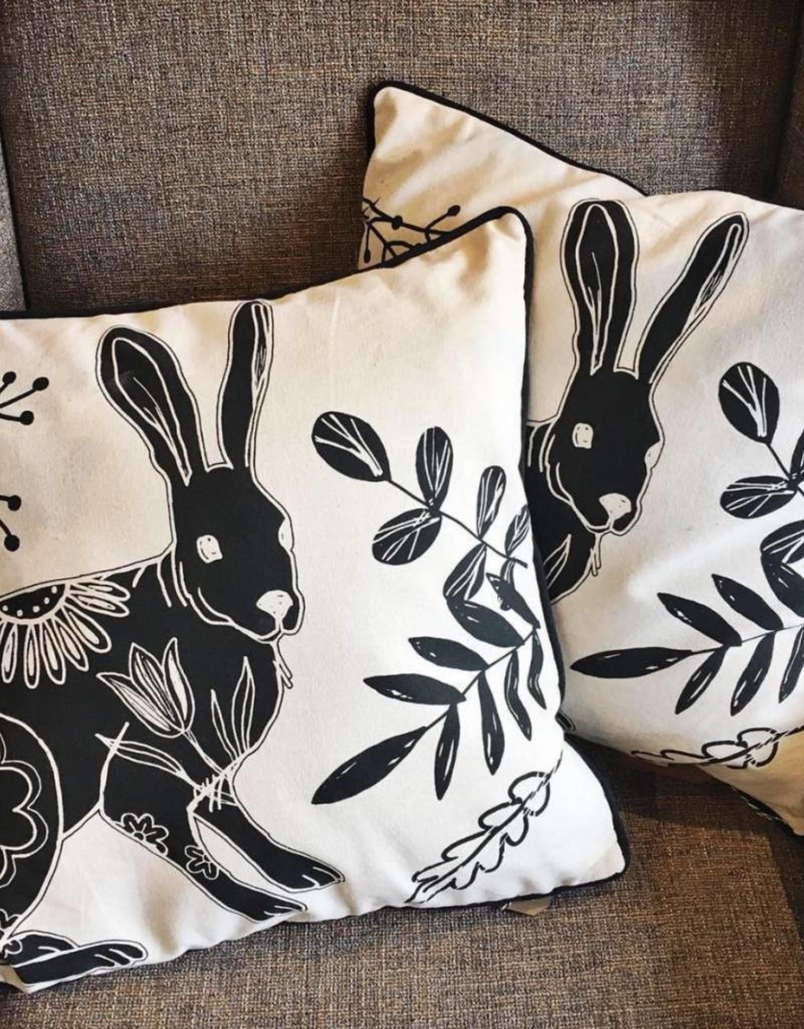 Rabbit Otomi Pillow