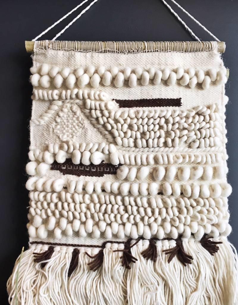 Mongolian Wool Hanging