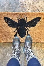 HoneyBee Welcome Mat