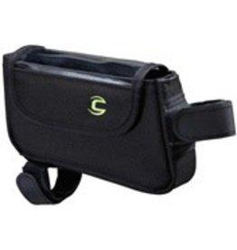 Frame Bag Slice Top Tube Bag Black