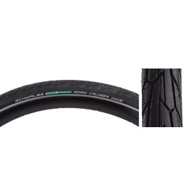 TIRES SCHWALBE ROAD CRUISER K-GUARD 700x32 BK/BK GC WIRE