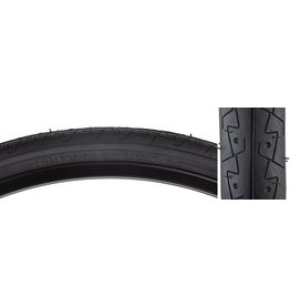 TIRES SUNLT 26x1.5 BK/BK CITY SLICK K154