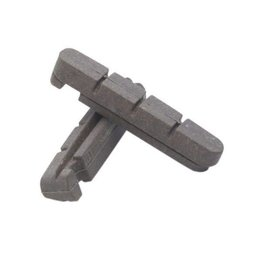 1 PAIR 1.55 SHIMANO CARBON CARTRIDGE STYLE BRAKE PADS
