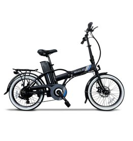 "Emojo Crosstown 20"" Folding Bike"