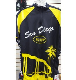 WJ SD BIKE SHOP JERSEY