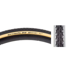 Schwalbe TIRES SCHWALBE CLASSIC HS159 ACTIVE TWIN K-GUARD 27x1-1/4 BK/GW SBC WIRE