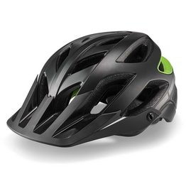 Cannondale Ryker MIPS Adult Helmet BKG SM 51-55 cm Black w Green Small