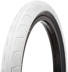 BSD BSD Donnastreet Tire - 20 x 2.4, Clincher, Steel, White