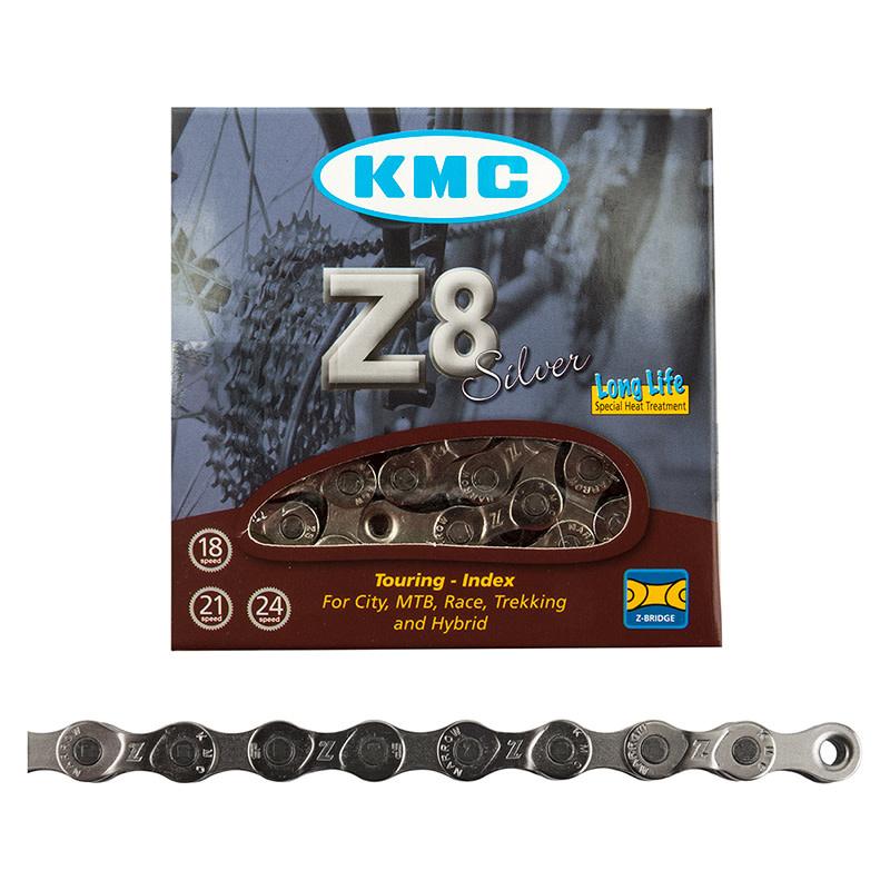 KMC CHAIN KMC Z8 INDEX 6/7/8s SL 116L
