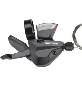 Shimano SHIFT LEVER,SL-M310, LEFT 3-SPEED,WITH OGD