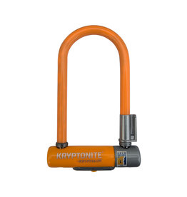 Kryptonite LOCK KRY U KRYPTOLOK MINI 7-7 3.25x7wBRKT L-ORANGE (I)