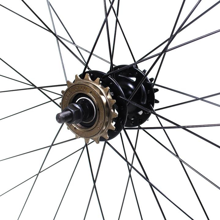 700 Gold Fix/Freewheel Wheel Set