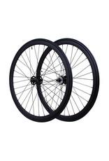 700 Black Fix/Freewheel Wheel Set