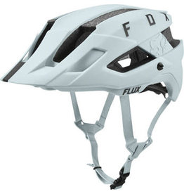 Fox Racing Fox Racing Flux Helmet: Iced LG/XL