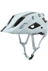 Fox Racing Fox Racing Flux Helmet: Iced SM/MD