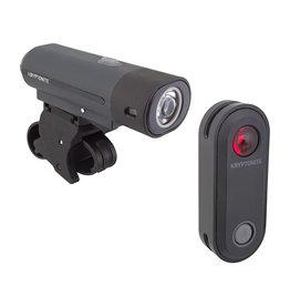 Kryptonite LIGHT KRY COMBO STREET F-150/AVENUE R-30 USB BK