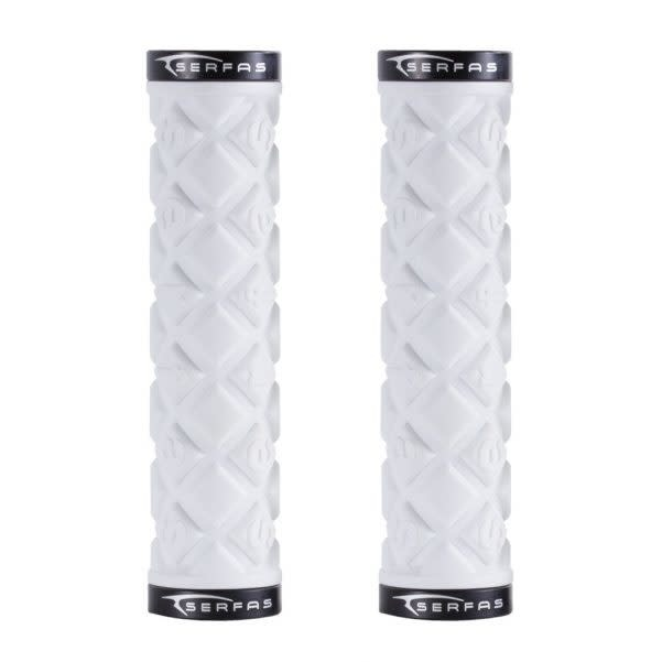 SERFAS LOCK ON CONNECTOR - WHITE
