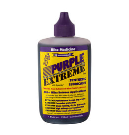 BIKE MEDICINE LUBE BIKE MED PURPLE EXTREME 4oz