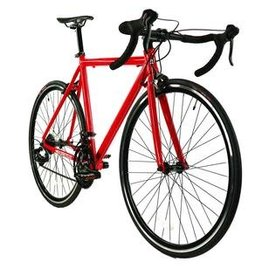 Golden Cycles Contender Red 55cm