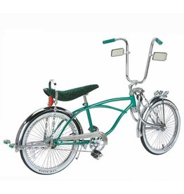 "F & R Low Riders 20"" Lowrider Bike Chrome 542-3."