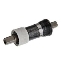 Shimano BOTTOM BRACKET CARTRIDGE, BB-UN26 AXLE:MM110, SHELL:BSA 68MM, W/O FIXING BOLT, IND.PACK