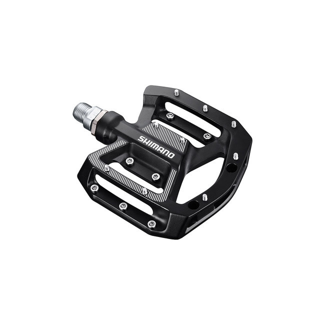 Shimano PEDAL, PD-GR500, W/O REFLECTOR, BLACK, IND.PACK
