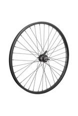 Wheel Master WHL RR 26x1.75 559x25 STL BK 36 KT CB 110mm 14gBK w/TRIM KIT