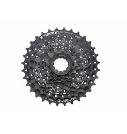 Shimano CASSETTE SPROCKET, CS-HG31, 8-SPEED, 11-13-15-17-20-23-26-