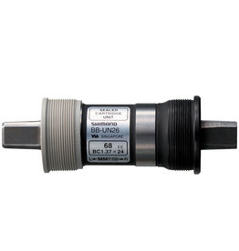 Shimano CARTRIDGE BOTTOM BRACKET, BB-UN26 AXLE 122.5MM(D-NL), SH