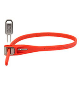 Hiplok LOCK HIPLOK Z-LOK KEY SGL PACK 125cm OR