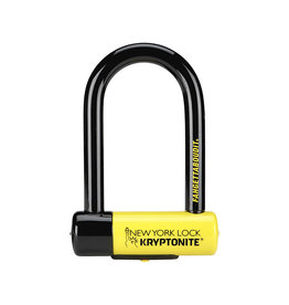Kryptonite LOCK KRY U NY FAHGETTABOUDIT MINI 3.25x6 (18mm x 8.2cm x 15.3cm) (H)