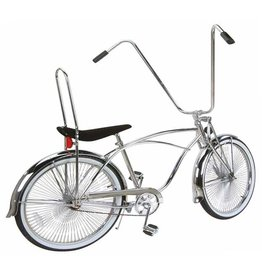 "F & R Low Riders 26"" Beach Cruiser Black"