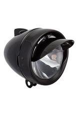 Sunlite LOWRIDER LIGHT BULLET TYPE 3-LED w/VISOR BK f/25.4/28.6HS