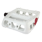 Odyssey PEDALS ODY MX TWISTED PC 9/16 WHT