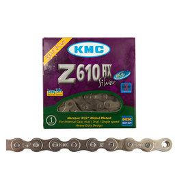 KMC CHAIN KMC 1/2x3/32 Z610HX +OL 1s SL 112L