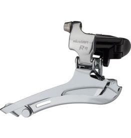 microSHIFT microSHIFT R9 Front Derailleur 9-Speed Triple, 50/39/30T, 31.8/34.9 Band Clamp, Shimano Compatible