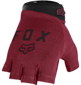 Fox Racing Fox Racing Ranger Gel Gloves - Cardinal, Short Finger, Men's, X-Large