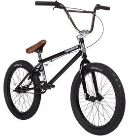 "Stolen Stolen Casino BMX Bike - 20.25"", Black/Chrome"
