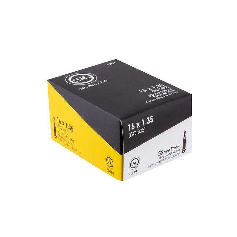 Sunlite TUBES SUNLT 16x1.35 PV32/THRD/RC (305x37) FFW38mm