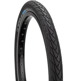 Schwalbe Schwalbe Marathon Plus Tire - 20 x 1.75, Clincher, Wire, Black/Reflective, Performance Line