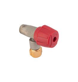 PLANET BIKE PUMP PB Co2 RED ZEPPELIN METAL HEAD ONLY
