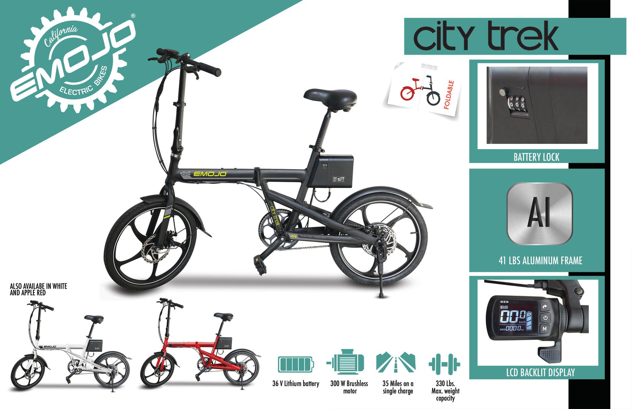 Emojo City Trek