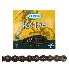 KMC CHAIN KMC 1/2x3/16 415H HD FS 1s BK 98L