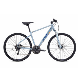 Fuji Bikes TRAVERSE 1.3 17 GRAY