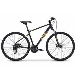 Fuji Bikes TRAVERSE 1.7 15 SATIN BLACK