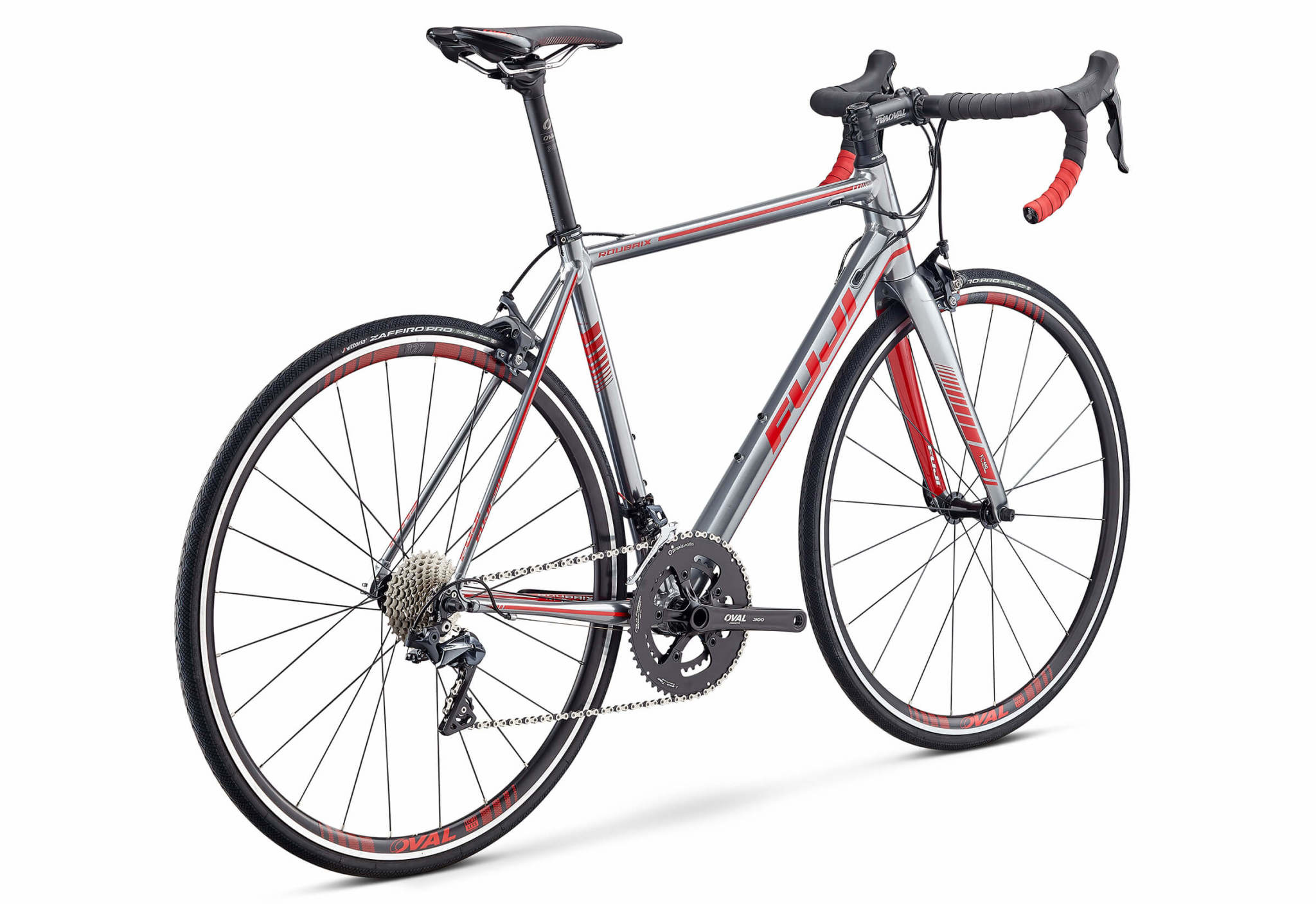 Fuji Bikes ROUBAIX 1.3 56 POLISHED SILVER