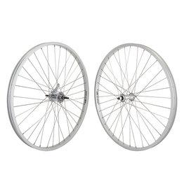 Wheel Master WHL PR 26x1.75 559x25 WEI AS7X SL 36 ALY BO 3/8SL KT ALY CB 110mm DTI2.0SL w/TRIM KIT